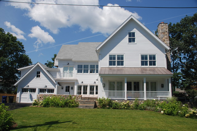 Front Elevation Farmhouse : Front elevation farmhouse exterior other by