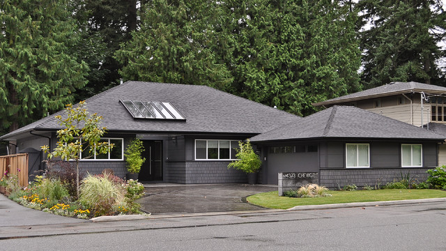 Front Elevation contemporary-exterior