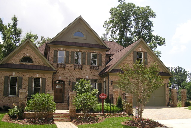 Front Elevations traditional-exterior