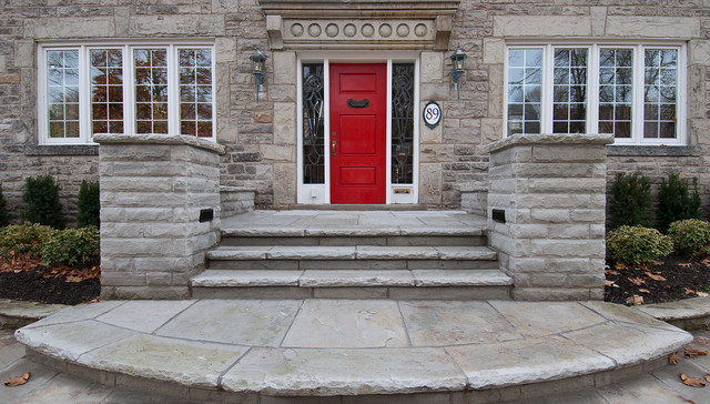 Front Entrances traditional-exterior