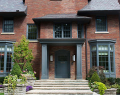 Front Entrances traditional exterior