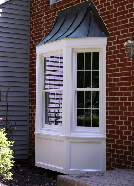 Front Entry Bay Window West Chester Pa