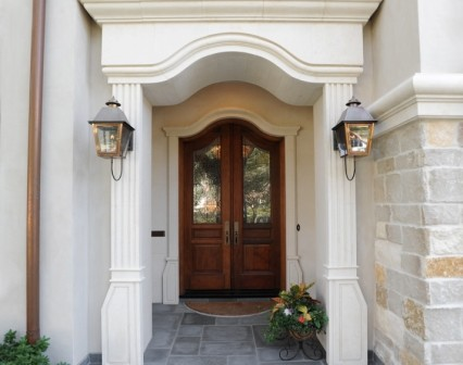 Front Entry Exterior