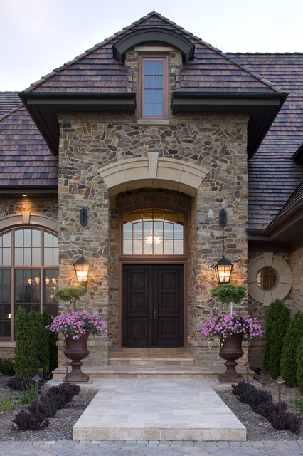 Front Entry traditional-exterior