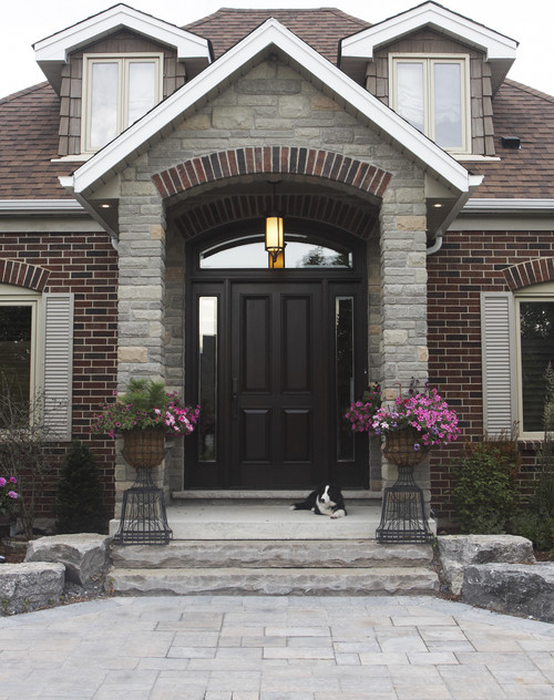 Traditional Exterior By Waterloo Design Build Schnarr Craftsmen Inc