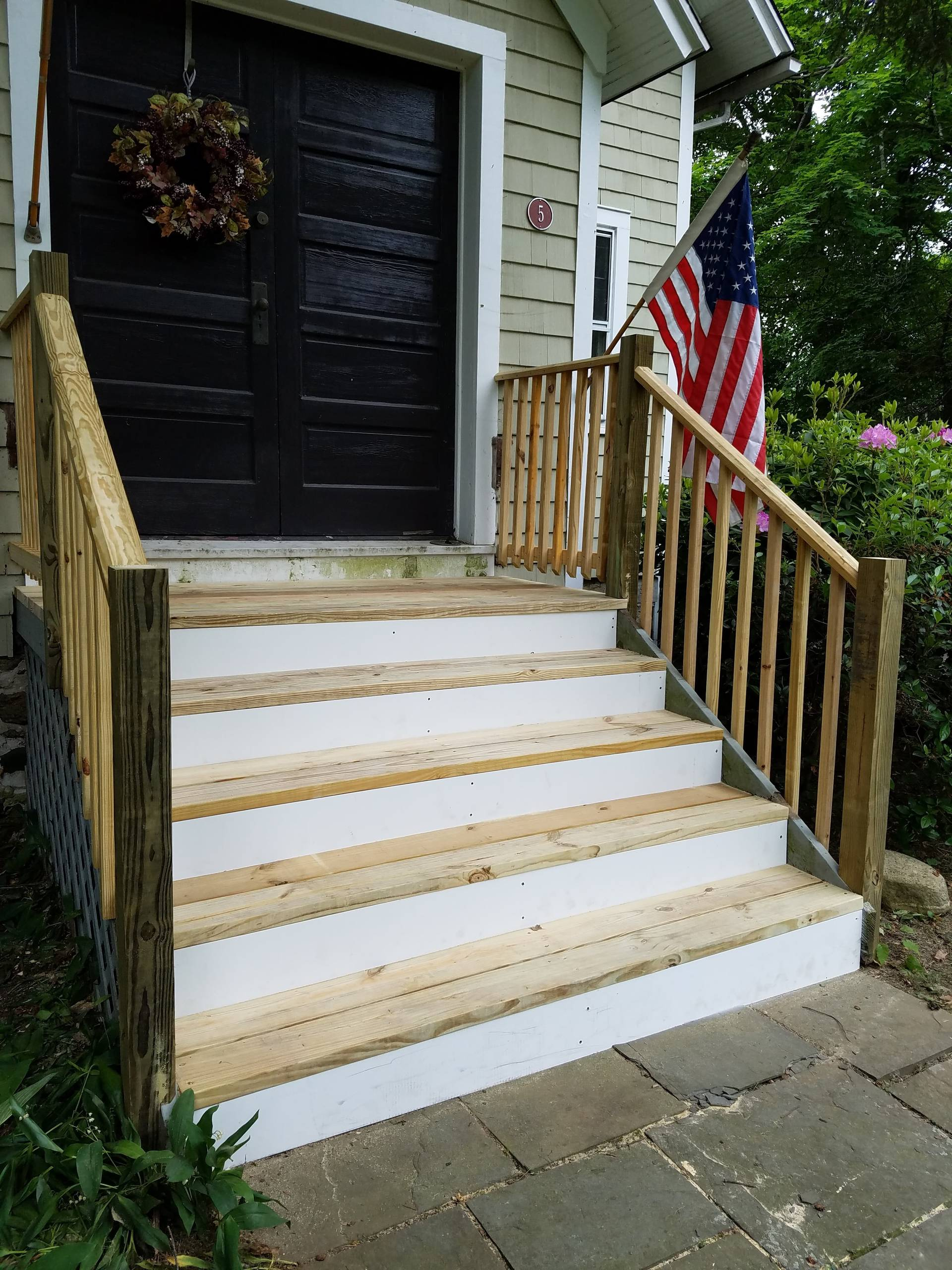 Front Entry Update
