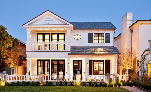 Front Exterior traditional