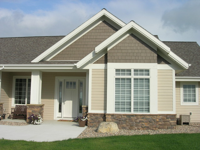 Front Exterior Contemporary Exterior Other By