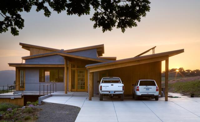 Front Exterior View contemporary-exterior