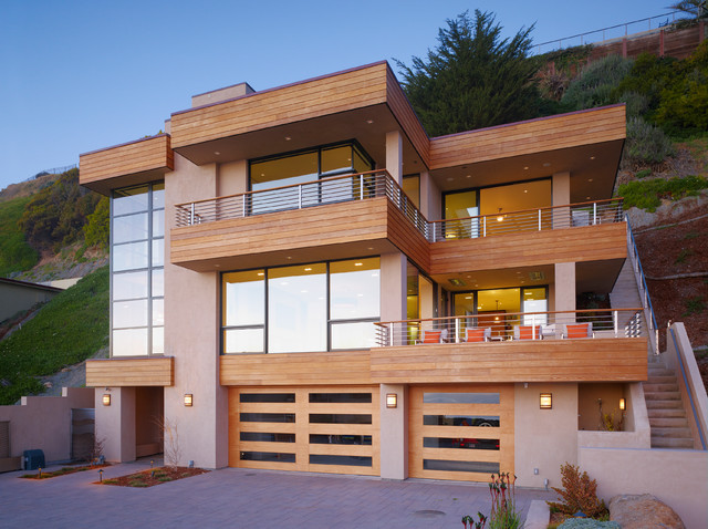 Front exterior view contemporary exterior other for San francisco modern homes