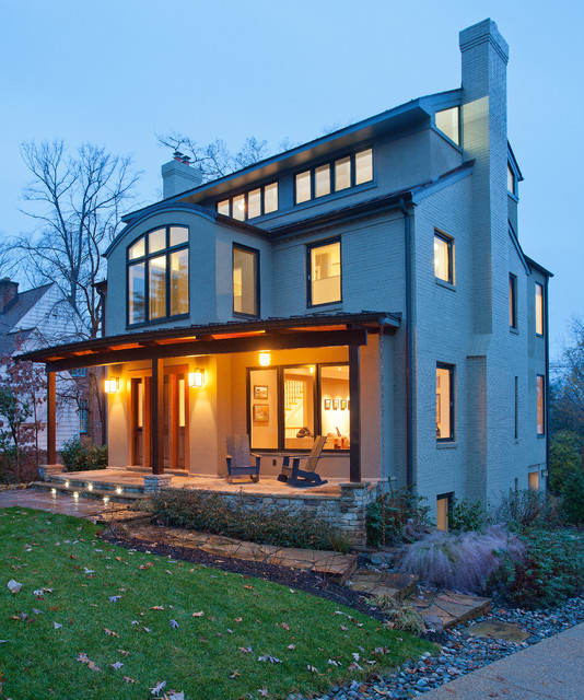 Arlington Heights Home Addition: Whole House Renovation & Addition In