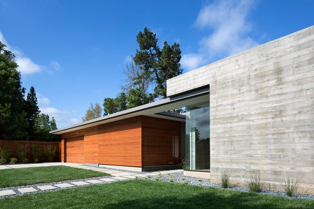 Front Facade - Modern - Exterior - other metro - by modern house ...