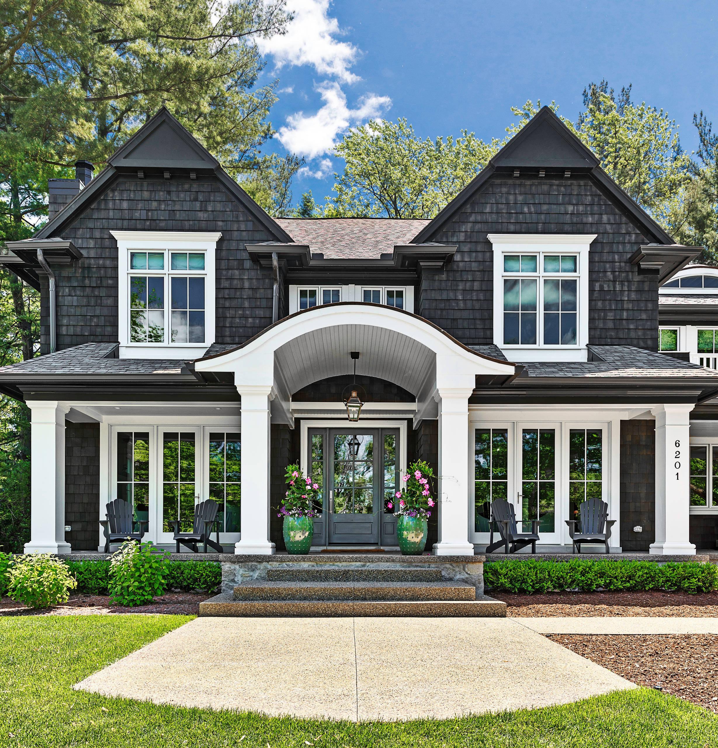 75 Beautiful Coastal Exterior Home Pictures Ideas December 2020 Houzz