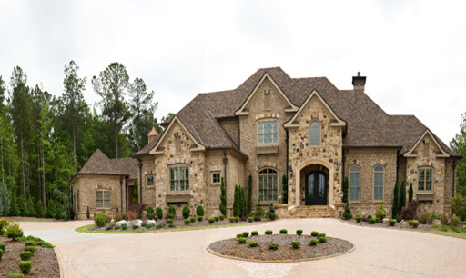 Front traditional-exterior