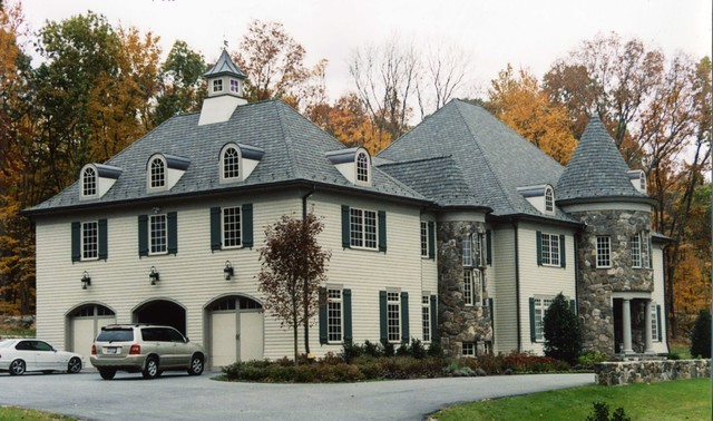 Exterior country french home elevations joy studio for French country elevations