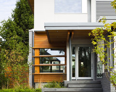 front of house contemporary-exterior