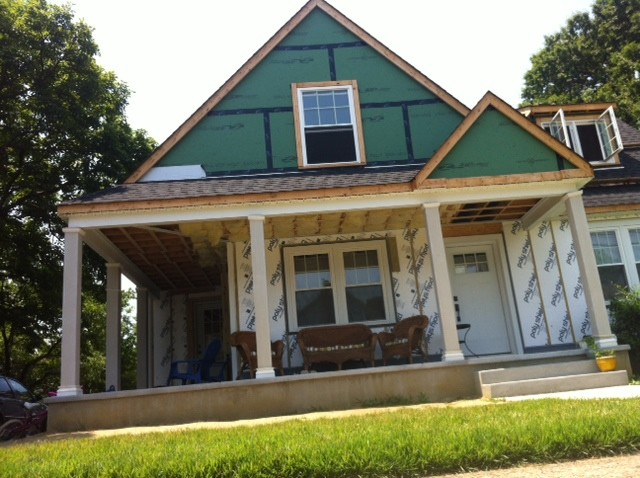Front Porch eclectic-exterior