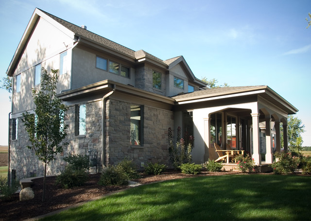 Front Porch traditional-exterior