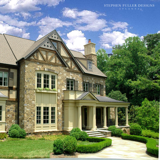 18 Great Traditional Front Porch Design Ideas: Traditional