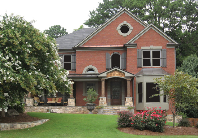 Front Porches traditional-exterior