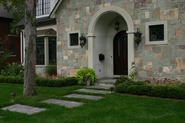 Front Walk traditional-exterior