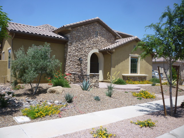Front yard desert landscaping the - Front yard desert landscaping ...