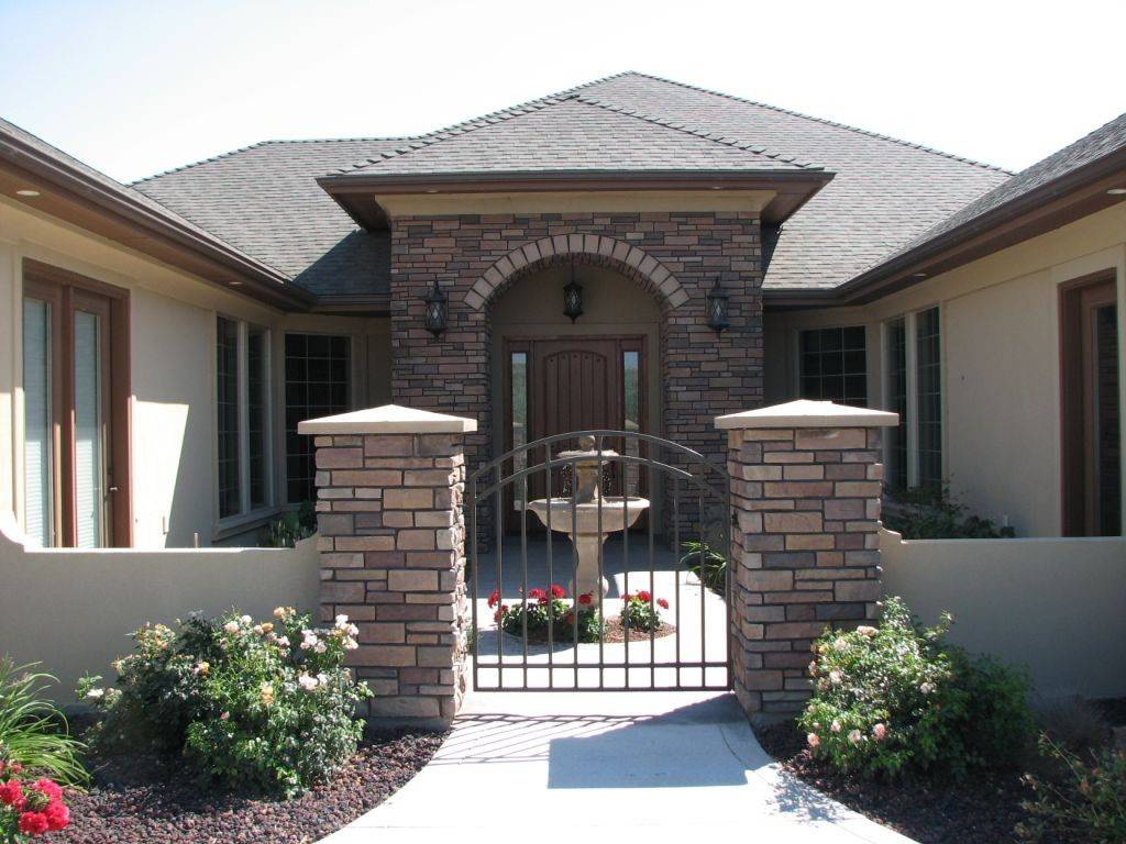 Fully Exterior Home Designs by Cotner Home Building
