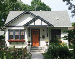 Fulton Bungalow traditional-exterior