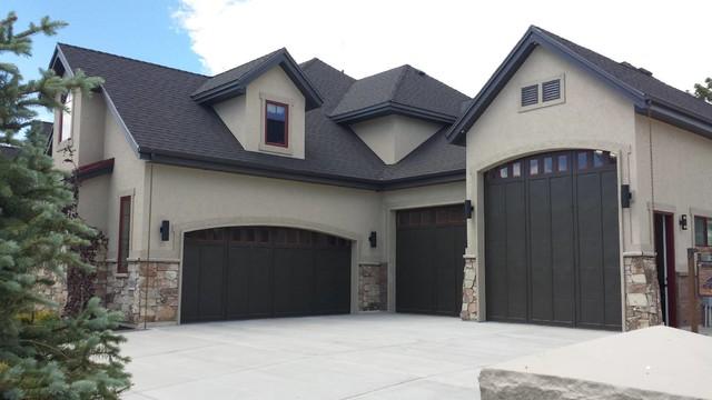 Fulton Homes Rv Garage Door