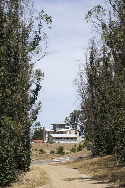 Fusion Farmhouse farmhouse-exterior