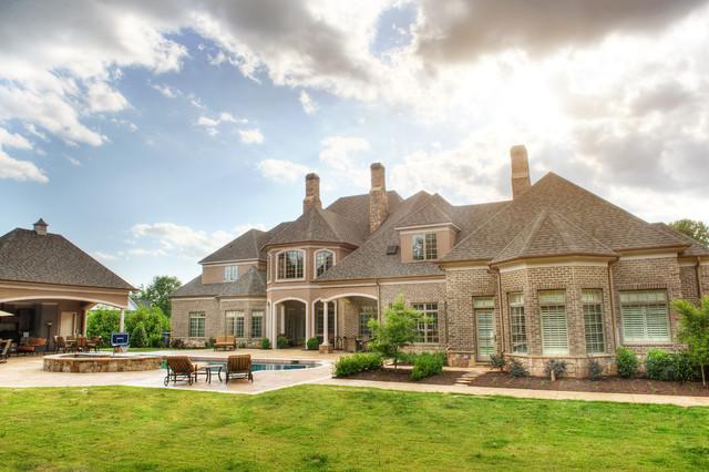 Gabriel Builders traditional-exterior