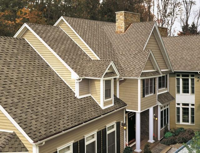 GAF - Designer Roofing Shingles traditional-exterior