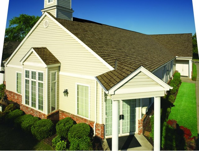 GAF Roofing contemporary-exterior