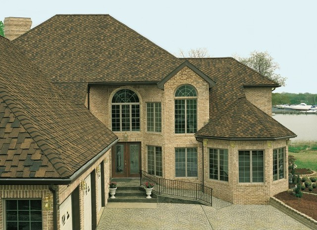 GAF Roofing traditional-exterior