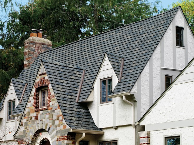 Gaf Shingle Roof Traditional Exterior San Francisco By Wedge Roofing