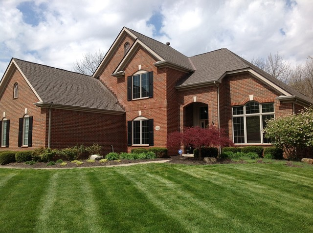 Gaf Timberline Hd Mission Brown Modern Exterior
