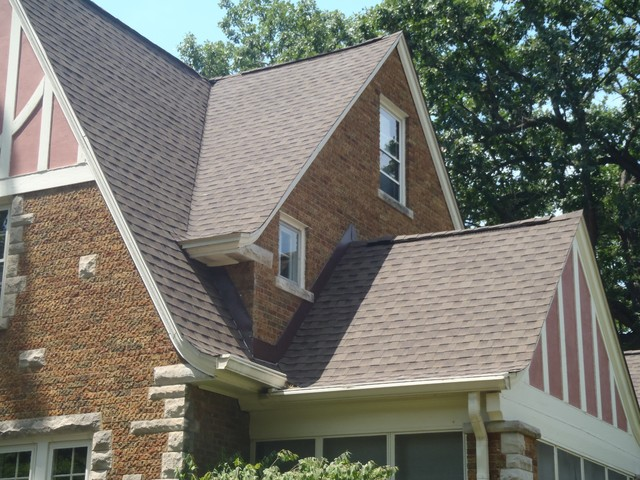 Exterior Meaning: GAF Timberline High Definition Roofing System
