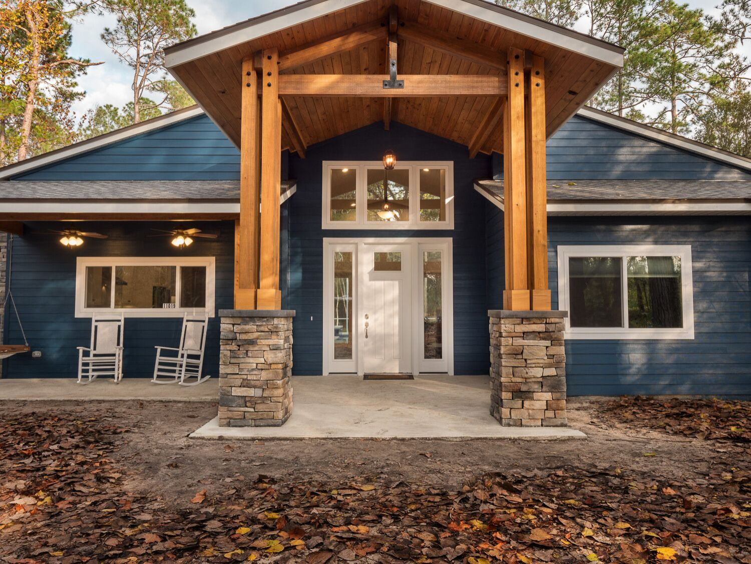 Gainesville Custom Home