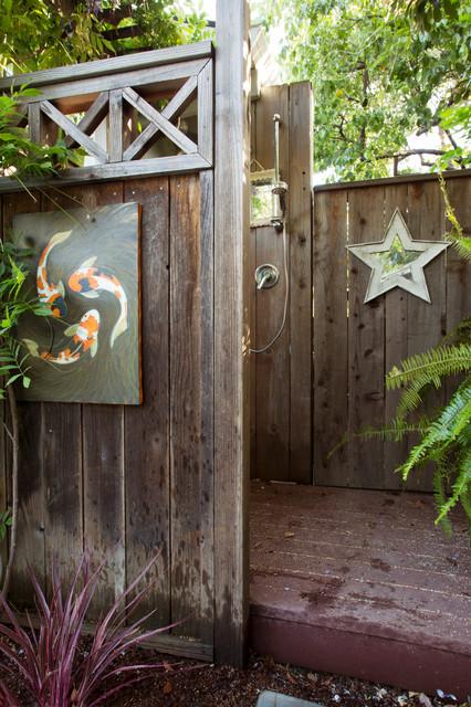 Gamble Garden Tour - A Tranquil Water Garden - Tropical - Exterior - San Francisco - by Margot ...