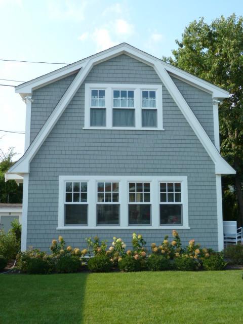Gambrel Garage Plans Carriage House : Gambrel carriage house