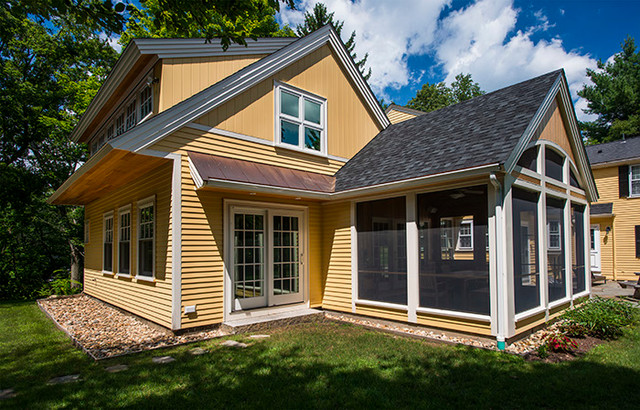 Games Traditional Exterior Boston By Incite