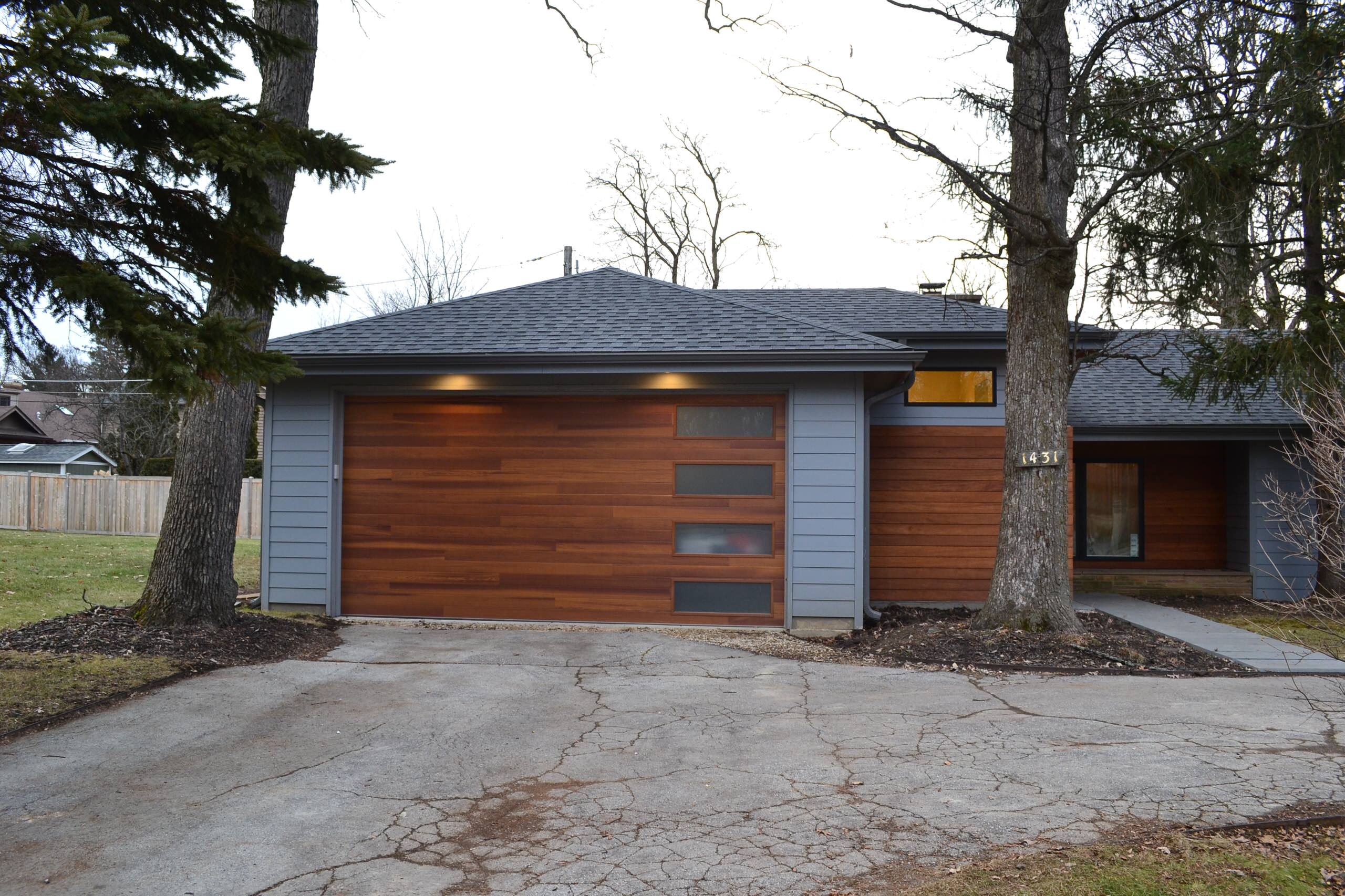 Garage and Entry addition