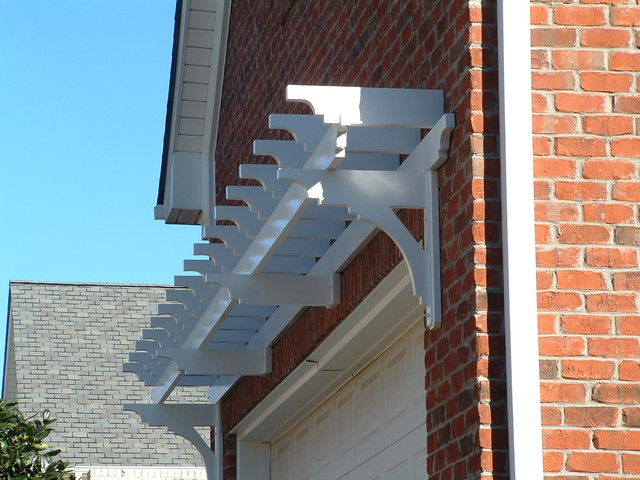 Garage Arbors Traditional Exterior Other Metro By