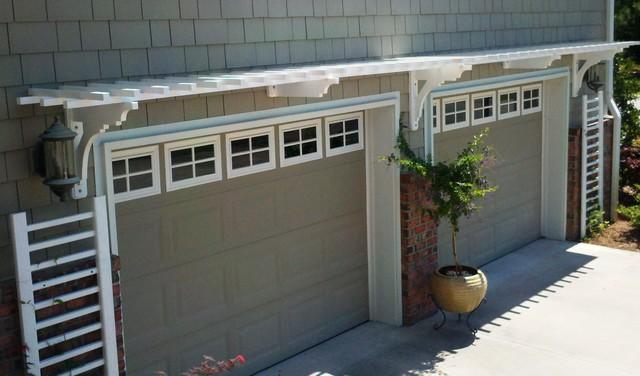 Exterior Garage garage arbors - traditional - exterior - portland -arbororiginal