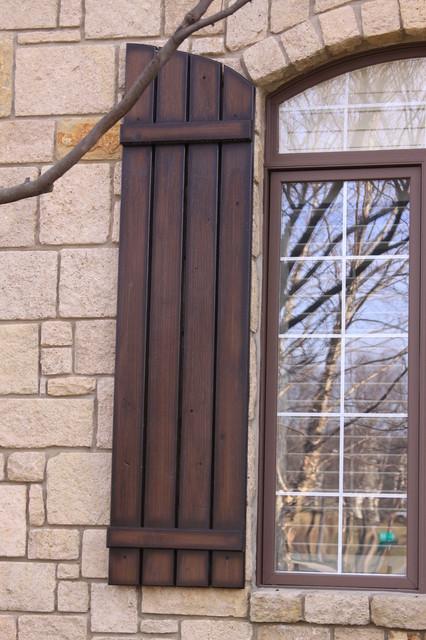 Garage Doors traditional-exterior