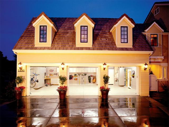 Garage Envy traditional-exterior