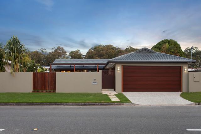 Garage Extension & Exterior Renovation, Gold Coast ...