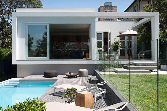 Inner City Backyard Ideas : secret gardens landscape architects garden designers