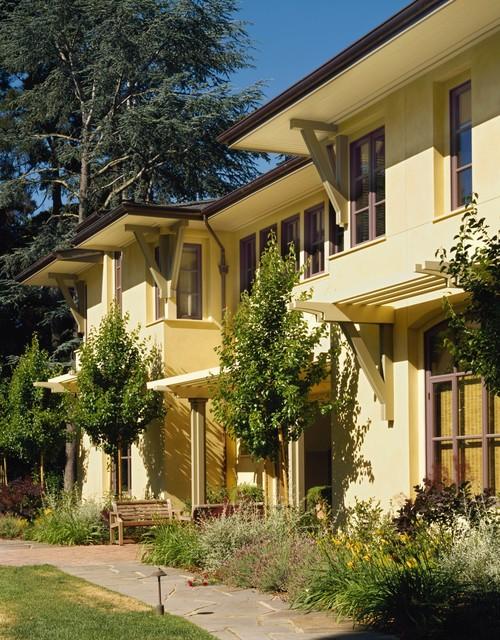Garden house with music contemporary exterior san for Contemporary house music