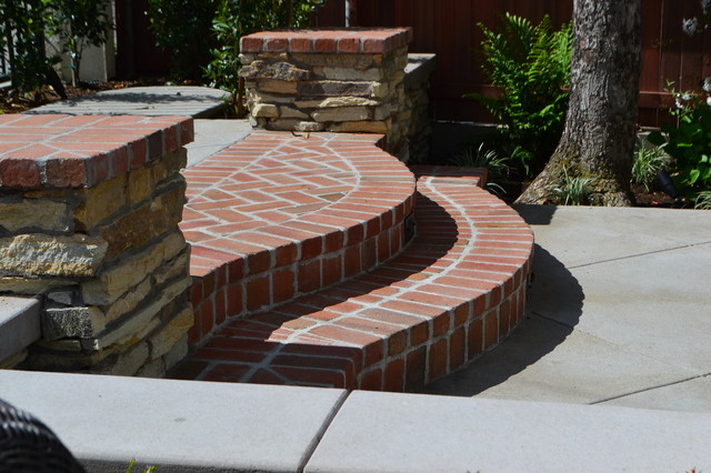 Garden steps eclectic exterior los angeles by for Houzz landscape architects